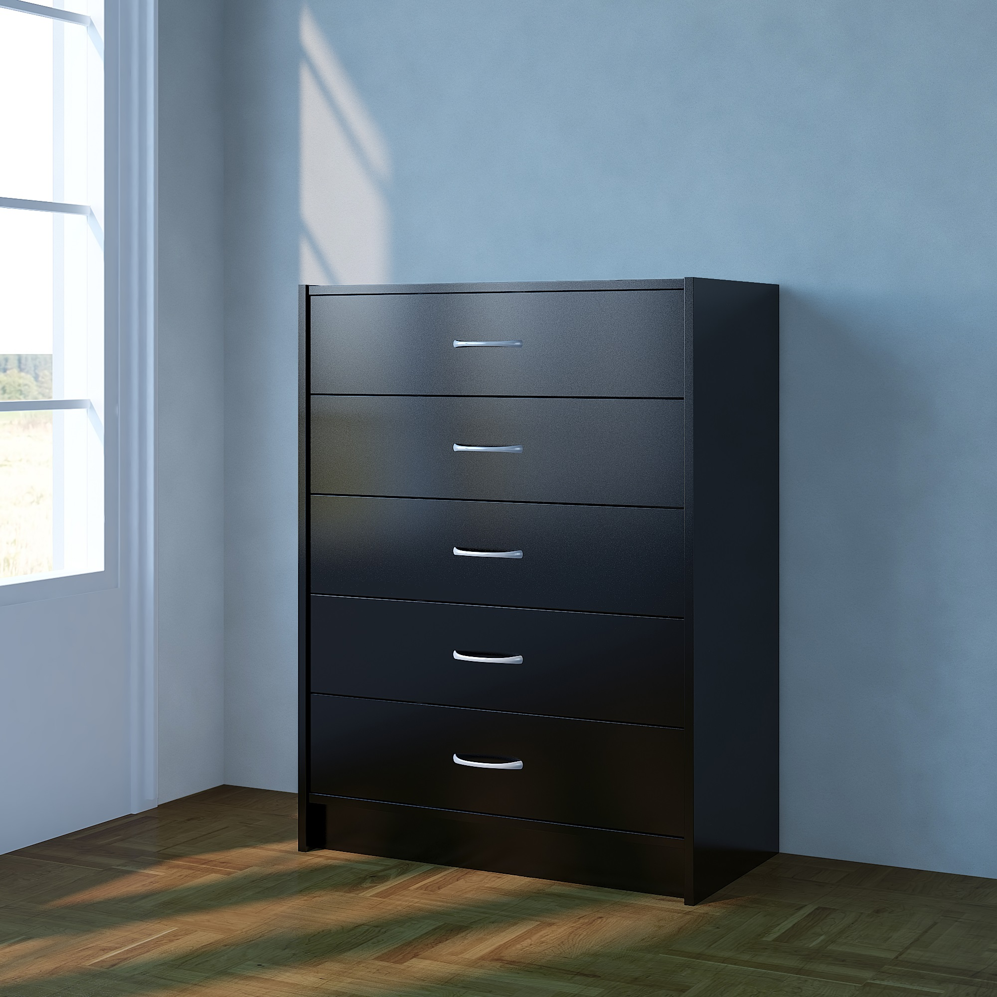 #624F32 Chest Of Drawers Black Bedroom Furniture 5 Drawer Metal Handles  with 2000x2000 px of Most Effective Black Drawers Bedroom 20002000 wallpaper @ avoidforclosure.info
